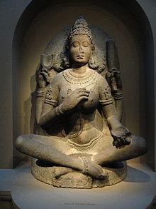 https://upload.wikimedia.org/wikipedia/commons/thumb/f/fd/Yogini%2C_South_India%2C_Tamil_Nadu%2C_Kaveripakkam%2C_10th_century_AD%2C_granite_-_Arthur_M._Sackler_Gallery_-_DSC05990.JPG/220px-Yogini%2C_South_India%2C_Tamil_Nadu%2C_Kaveripakkam%2C_10th_century_AD%2C_granite_-_Arthur_M._Sackler_Gallery_-_DSC05990.JPG