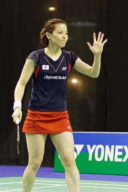 Yonex IFB 2013 - Quarterfinal - Reika Kakiiwa - Miyuki Maeda vs Bao Yixin - Tang Jinhua 13