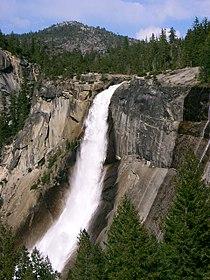Yosemite Nevada Fall10.JPG