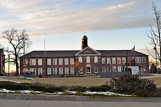 Lincoln University (Missouri) - Young Hall