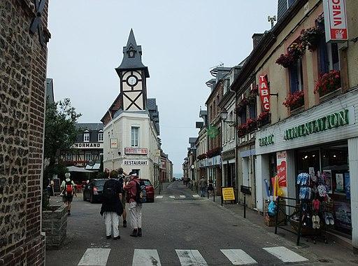 Yport, Frankreich02