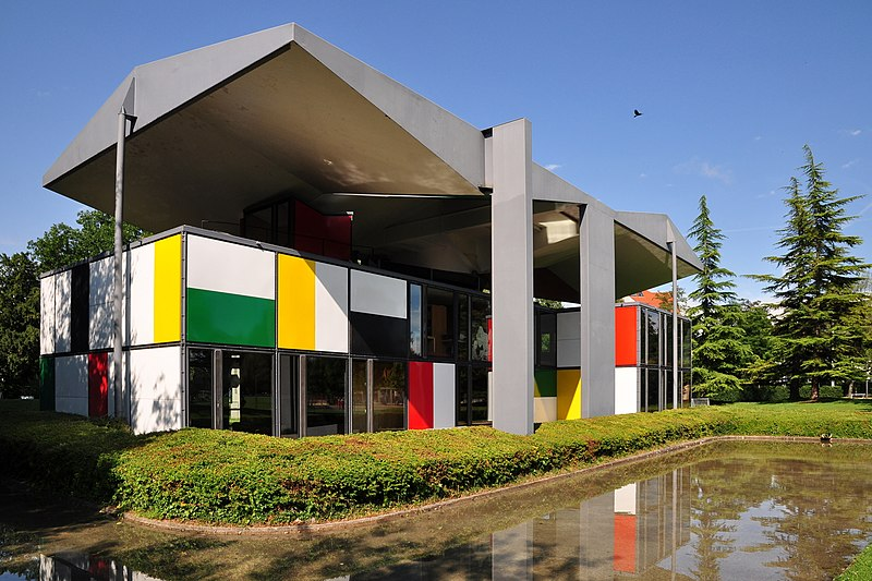 File:Zürich - Seefeld - Centre Le Courbusier IMG 1112 ShiftN.jpg