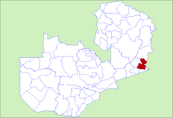 Zambia Chipata District.png