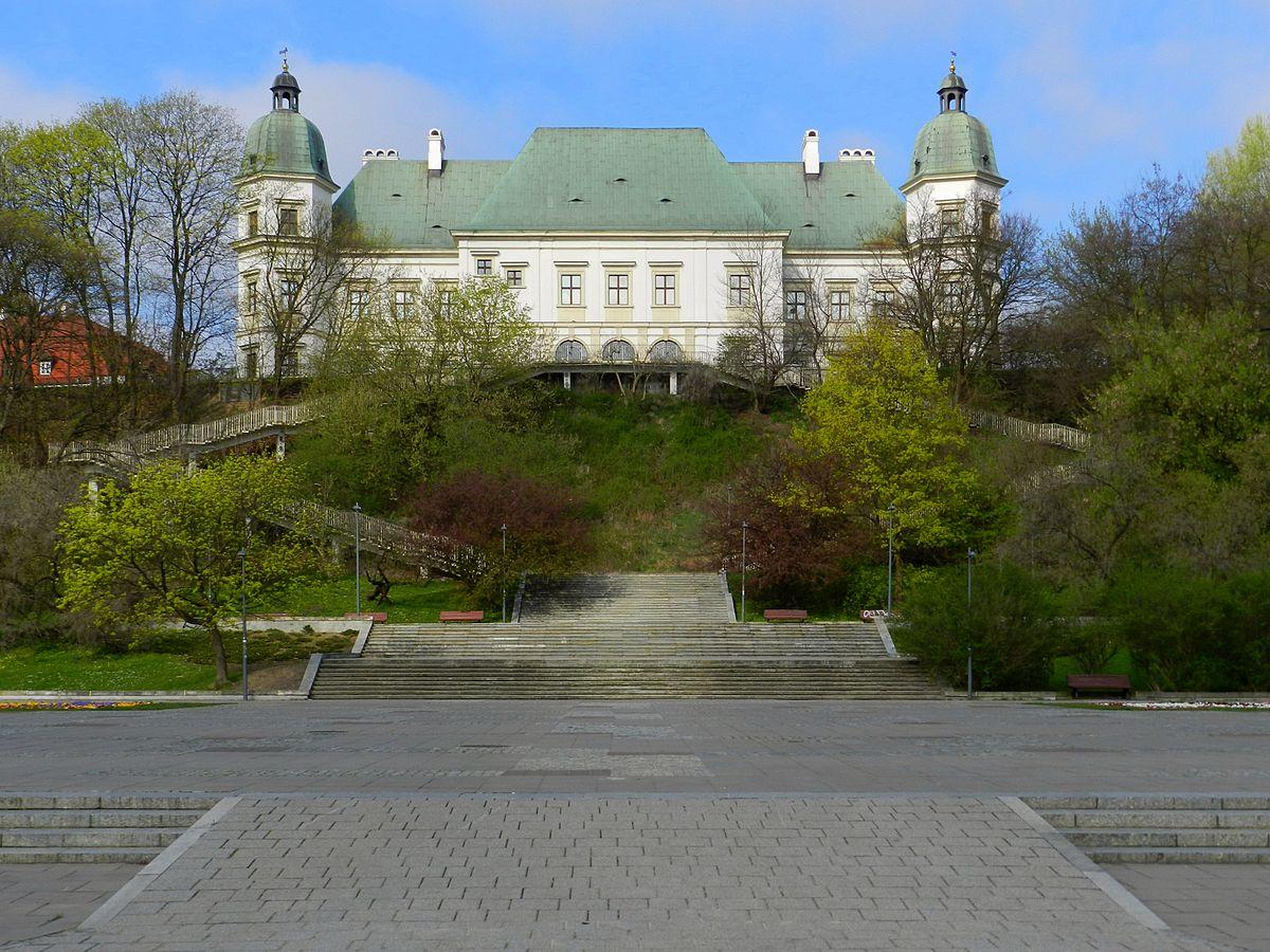 Ujazdów Castle - Wikipedia