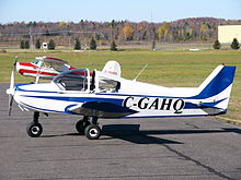 Zenith STOL CH 801 - WikiVisually