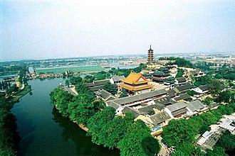 Zhenjiang - Jinshan