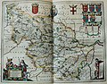 """Ducatus Eboracensis, pars occidentalis, the Westriding of Yorke shire"" (21638721213).jpg"