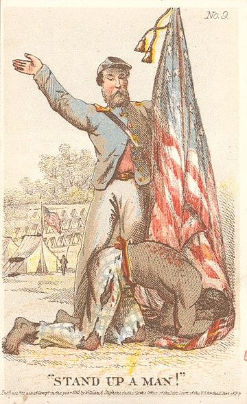 """""""Stand up a Man!"""", ca. 1863 (5574028743).jpg"""