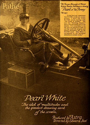Pearl White - Pearl of the Army (1917)