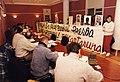 (Alex) euskal presoa gose greban pankarta Udal batzar aretoan (95-442).jpg