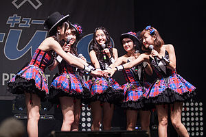 °C-ute at Japan Expo 2014.jpg