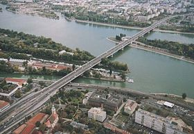 Image illustrative de l'article Pont Árpád