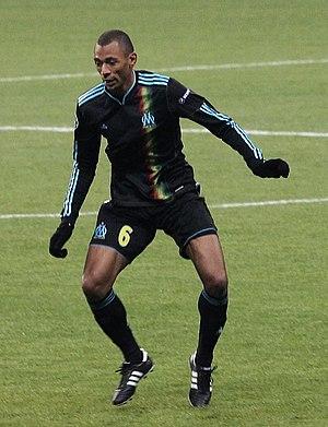 Édouard Cissé - Cissé with Marseille