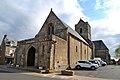 Église Saint-Quentin de Saint-Quentin-sur-le-Homme. Vue sud-ouest.jpg