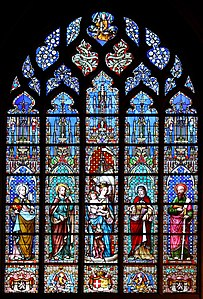 Église du Sablon - Brussels - Stained glass (02) - 2043-0007-0.jpg