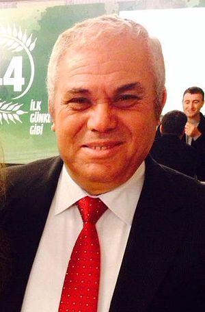 Özkan Yorgancıoğlu - Image: Özkan Yorgancıoğlu (cropped)