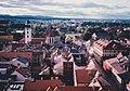 Český Krumlov - Old Town to New City 1993.jpg