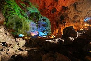 Lạng Sơn - Tam Thanh cave