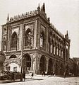 İsmailiyyə sarayının Şərq fasadı mart soyqırımından sonra.jpg