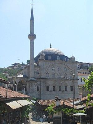 İzzet Mehmet Pasha Mosque - Image: İzzet Mehmet Mosque in Safranbolu, Karabük Province