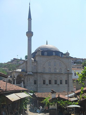 Safranbolulu Izzet Mehmet Pasha - İzzet Mehmet Pasha Mosque