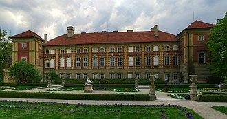 Łańcut Castle - Italian garden