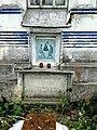Švenčionys, cerkvės statytojo antkapis.JPG