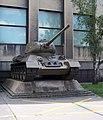 Žižkov, armádní muzeum, tank (01).jpg