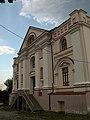Єзуїтський монастир - Костьол 01.JPG