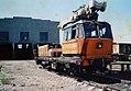 АДМ-659, Казахстан, Карагандинская область, станция Распорядительная, депо Тяжелой Техники КПТУ (Trainpix 28268).jpg