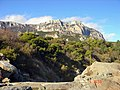 Ай-Петри. Вид со скалы Айвазовского. - panoramio.jpg