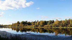Kirovo-Chepetsky District - Lake Artemovskoye, Kirovo-Chepetsky District