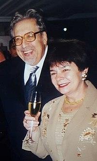Берманы Лазарь и Валентина 2000.jpg