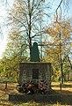 Братська могила радянських воїнів. Поховано 26 воїнів на вул. Садова.JPG