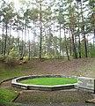 Ваенны мэмарыял у Панарскім лесе. WW2 memorial in Paneriai - panoramio (8).jpg