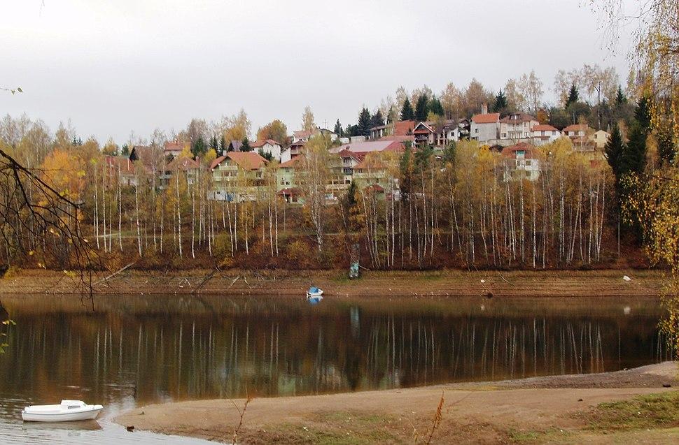 Власина Рид - туристичко насеље - - Vlasina Lake- tourist area
