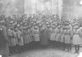 Выпускники курсов красных командиров у Кремлёвской стены.png