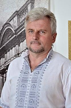 Роман Вільгушинський, серпень 2017