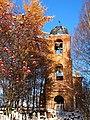 В начале зимы, Воскресенская церковь.jpg