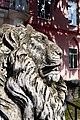 Кам'яний лев в Садибі Вітославських P1420465.jpg