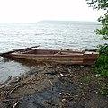 Лодка. Ильинское, Пермский край - panoramio.jpg