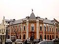Мукачеве - Торговий дім Меркурій (бувша торгівельна біржа) PIC 0254.JPG
