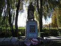 Пам'ятний знак воїнам-землякам, які загинули в роки Другої світової війни, с. Великі Гаї.JPG