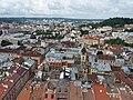 Панорама міста Львова з висоти вежі Ратуші.jpg