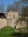 Псковская обл., Порхов - крепость, Малая башня 1.jpg
