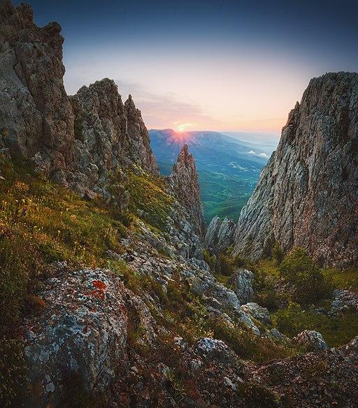 Скелі Тарах-Хая