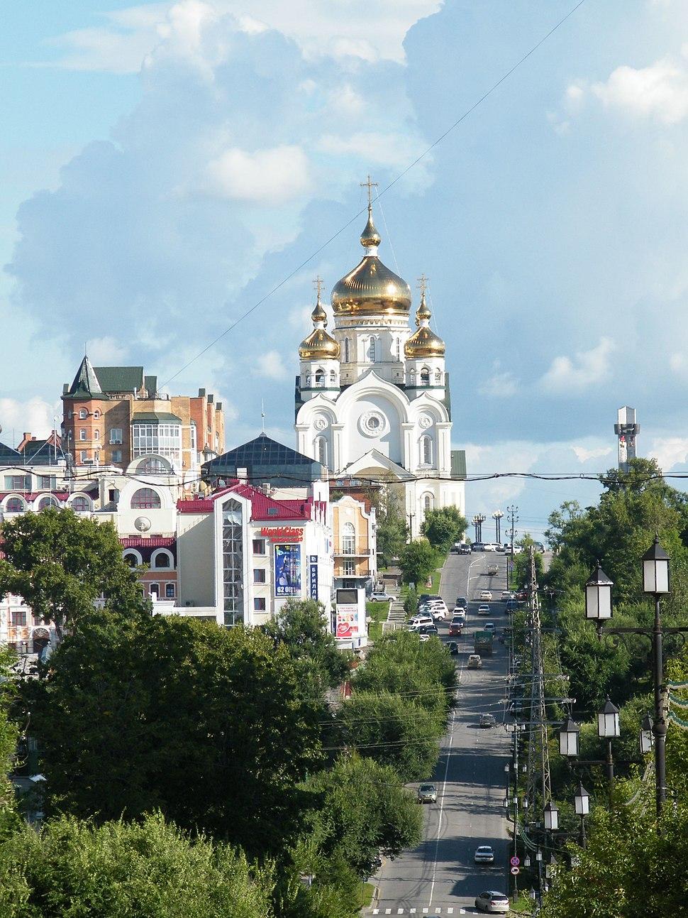 Хабаровск, собор