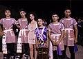 Часть Участников Ассирийского Ансамбля Савра в Трационных, Ассирийских Костюмах.jpg