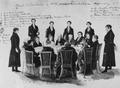 Юзеф Крієгубер. Обід у Заславі в 1822 році.png