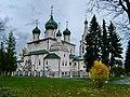 Ярославль. Церковь Ильи-пророка 1647–1650гг. 9-10-2011г. - panoramio.jpg